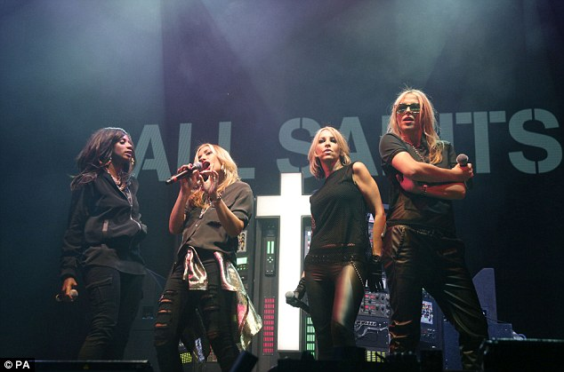 all saints v festival