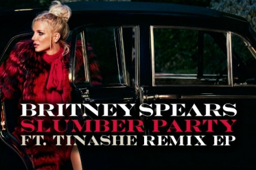 britney spears tinashe slumber party