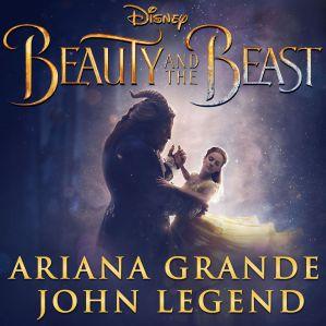 ariana grande john legend beauty and the beast